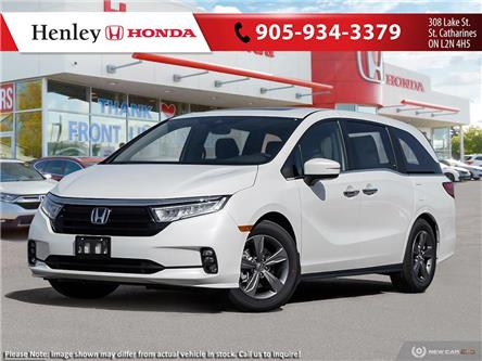2022 Honda Odyssey EX-RES (Stk: H19625) in St. Catharines - Image 1 of 23
