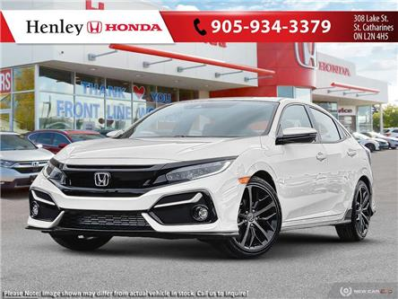 2021 Honda Civic Sport Touring (Stk: H19610) in St. Catharines - Image 1 of 23