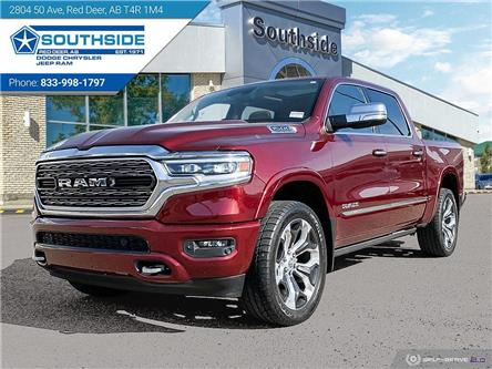 2019 RAM 1500 Limited (Stk: W21101A) in Red Deer - Image 1 of 25