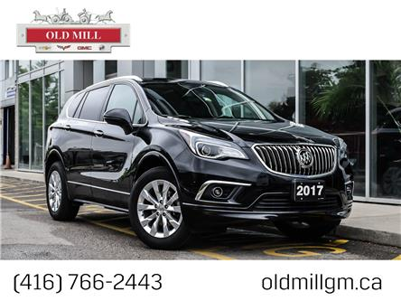 2017 Buick Envision Essence (Stk: 040936U) in Toronto - Image 1 of 30