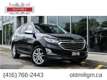 2019 Chevrolet Equinox Premier (Stk: 123851U) in Toronto - Image 1 of 29