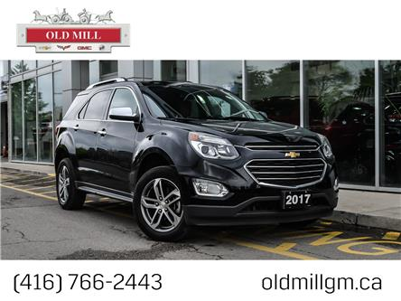 2017 Chevrolet Equinox Premier (Stk: 164242U) in Toronto - Image 1 of 25