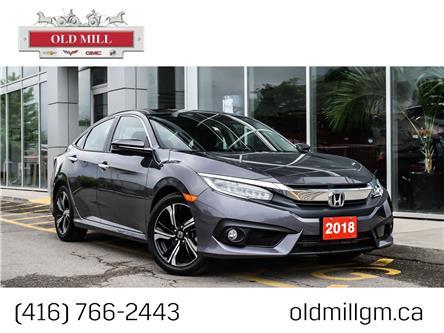 2018 Honda Civic Touring (Stk: 107665U) in Toronto - Image 1 of 29