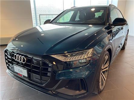 2021 Audi Q8 55 Technik (Stk: 210930) in Toronto - Image 1 of 5