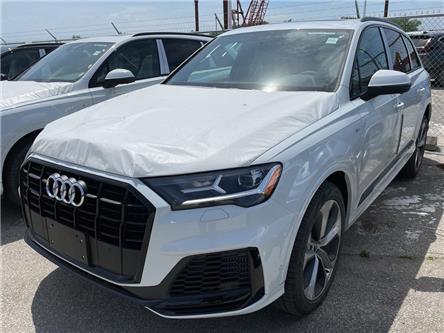 2021 Audi Q7 55 Progressiv (Stk: 210929) in Toronto - Image 1 of 5