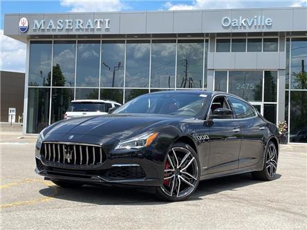 2021 Maserati Quattroporte S Q4 GranLusso (Stk: 749MA) in Oakville - Image 1 of 15