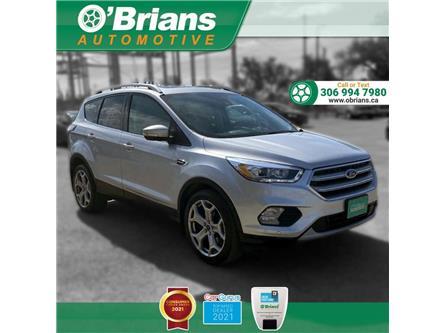 2017 Ford Escape Titanium (Stk: 14516A) in Saskatoon - Image 1 of 21