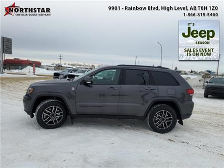 2021 Jeep Grand Cherokee Trailhawk (Stk: UT028) in  - Image 1 of 17