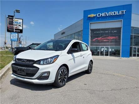 2021 Chevrolet Spark 1LT CVT (Stk: MC725951) in Mississauga - Image 1 of 17