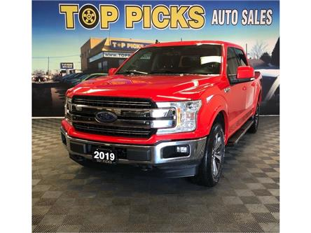 2019 Ford F-150 Lariat (Stk: A46168) in NORTH BAY - Image 1 of 30
