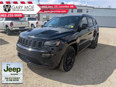 2021 Jeep Grand Cherokee Limited (Stk: F212644) in Lacombe - Image 1 of 22