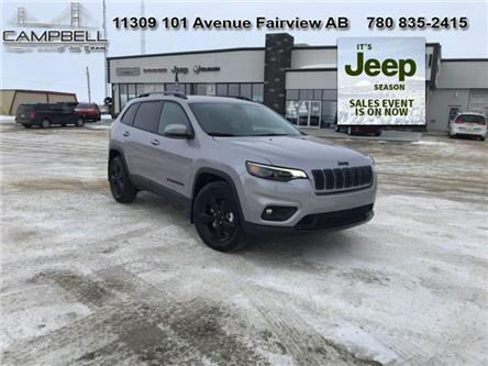2021 Jeep Cherokee Altitude (Stk: 10710) in Fairview - Image 1 of 19