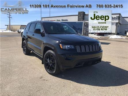 2021 Jeep Grand Cherokee Laredo (Stk: 10734) in Fairview - Image 1 of 17