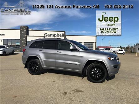 2021 Jeep Grand Cherokee Laredo (Stk: 10752) in Fairview - Image 1 of 14