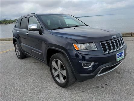 2016 Jeep Grand Cherokee Limited (Stk: D0384) in Belle River - Image 1 of 16