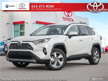 2021 Toyota RAV4 Hybrid Limited (Stk: 91215) in Ottawa - Image 1 of 24