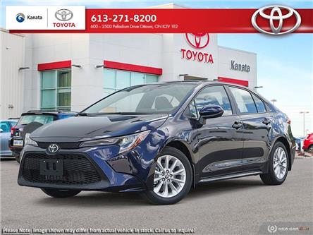 2021 Toyota Corolla LE (Stk: 91205) in Ottawa - Image 1 of 24