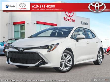 2021 Toyota Corolla Hatchback Base (Stk: 91210) in Ottawa - Image 1 of 24