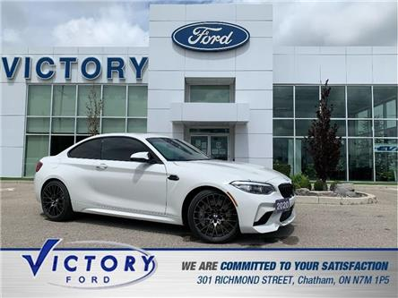 2020 BMW M2 Competition (Stk: V8731) in Chatham - Image 1 of 29