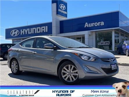 2015 Hyundai Elantra  (Stk: 225121) in Aurora - Image 1 of 22