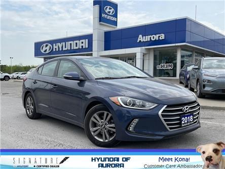 2018 Hyundai Elantra  (Stk: 226061) in Aurora - Image 1 of 22