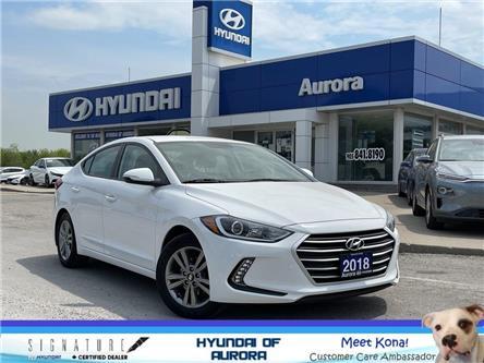 2018 Hyundai Elantra  (Stk: L5276) in Aurora - Image 1 of 19