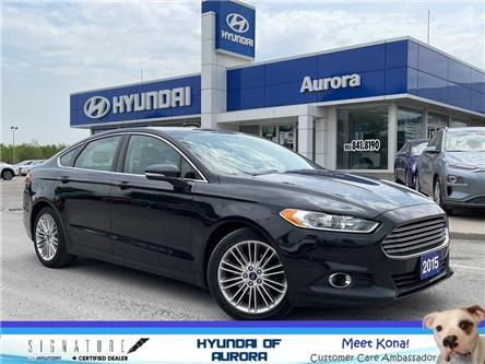 2015 Ford Fusion SE (Stk: 226241) in Aurora - Image 1 of 19