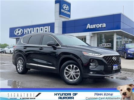 2019 Hyundai Santa Fe  (Stk: L5282) in Aurora - Image 1 of 20