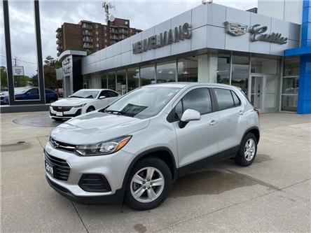 2019 Chevrolet Trax LS (Stk: 21001AA) in Chatham - Image 1 of 16