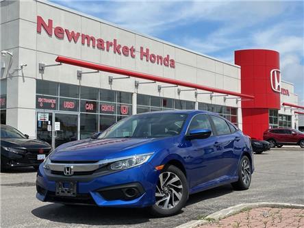 2018 Honda Civic EX (Stk: 21-3577A) in Newmarket - Image 1 of 14