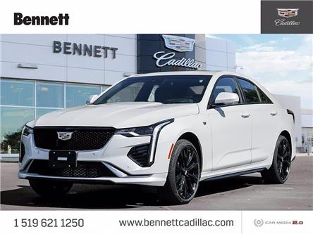 2021 Cadillac CT4 Sport (Stk: 210521) in Cambridge - Image 1 of 26