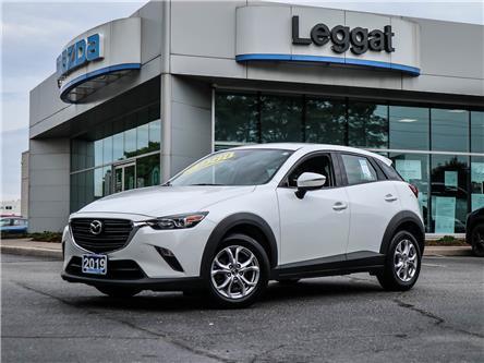 2019 Mazda CX-3 GS (Stk: 2535LT) in Burlington - Image 1 of 26