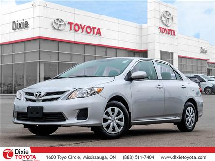 2012 Toyota Corolla CE (Stk: D210758A) in Mississauga - Image 1 of 24