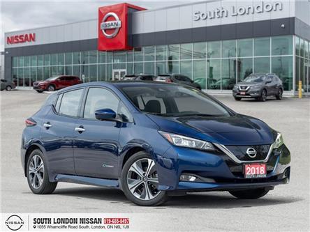 2018 Nissan LEAF SL (Stk: 14594) in London - Image 1 of 22