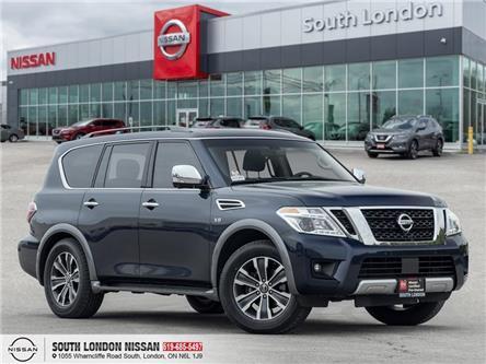 2017 Nissan Armada SL (Stk: 14595) in London - Image 1 of 23