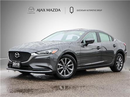 2019 Mazda MAZDA6 GS (Stk: P5790A) in Ajax - Image 1 of 25