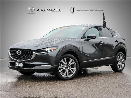 2021 Mazda CX-30 GS (Stk: 21-0040) in Ajax - Image 1 of 25