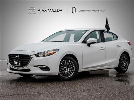2017 Mazda Mazda3 GS (Stk: P5819) in Ajax - Image 1 of 24