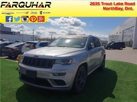 2020 Jeep Grand Cherokee Overland (Stk: 79390A) in North Bay - Image 1 of 30