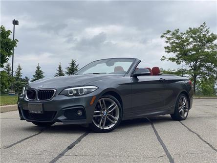 2018 BMW 230i xDrive (Stk: B21052-1) in Barrie - Image 1 of 12