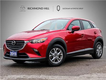 2019 Mazda CX-3 GS (Stk: P0636) in Richmond Hill - Image 1 of 26