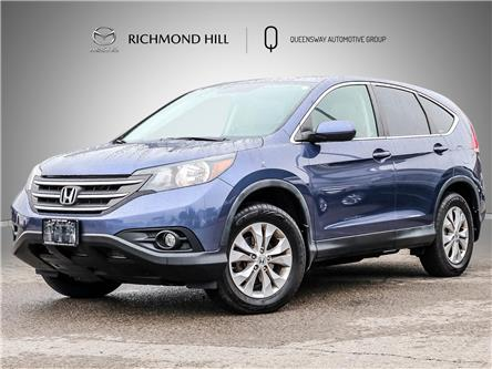 2012 Honda CR-V EX-L (Stk: 21-269A) in Richmond Hill - Image 1 of 26