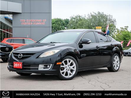 2011 Mazda MAZDA6 GT-I4 (Stk: N210388A) in Markham - Image 1 of 29