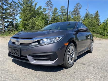 2018 Honda Civic LX (Stk: 21053) in North Bay - Image 1 of 14
