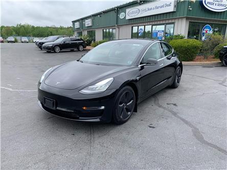 2019 Tesla Model 3 Long Range (Stk: 11066) in Lower Sackville - Image 1 of 11