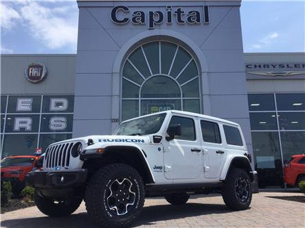 2021 Jeep Wrangler Unlimited 4xe Rubicon (Stk: M00443) in Kanata - Image 1 of 27