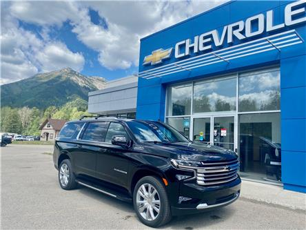 2021 Chevrolet Suburban High Country (Stk: MR346104) in Fernie - Image 1 of 13