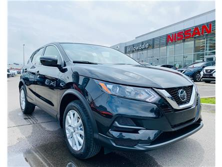 2020 Nissan Qashqai S (Stk: N2023A) in Thornhill - Image 1 of 18