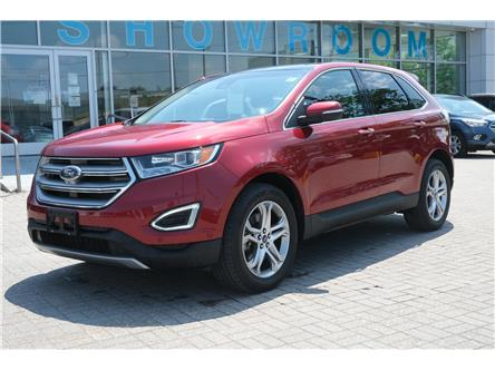 2017 Ford Edge Sport (Stk: 2101531) in Ottawa - Image 1 of 17