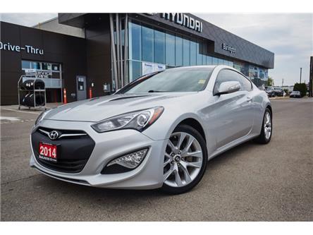 2014 Hyundai Genesis Coupe 2.0T Premium (Stk: D3086A) in Burlington - Image 1 of 24